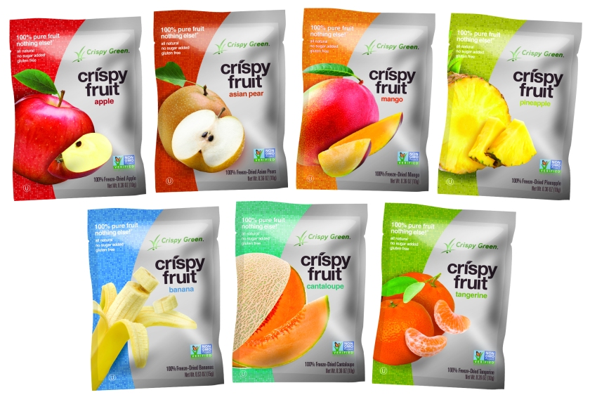 3D 6pack Crispy Fruit Apple